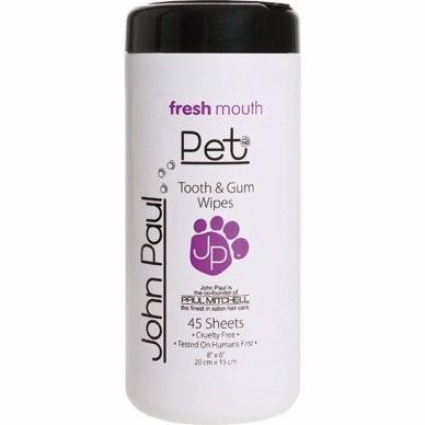 Jean Paul Pet Tooth & Gum Wipes 45 Stück