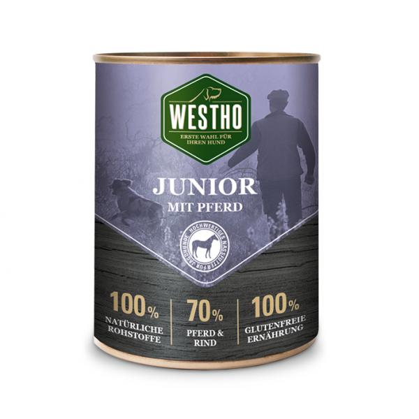 Westho Dog Dose Junior Pferd 800g