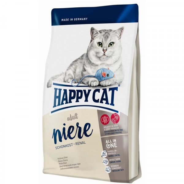 Happy Cat Supreme Schonkost Niere Renal 1,4 kg