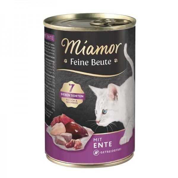 Miamor Dose Feine Beute Ente 400g