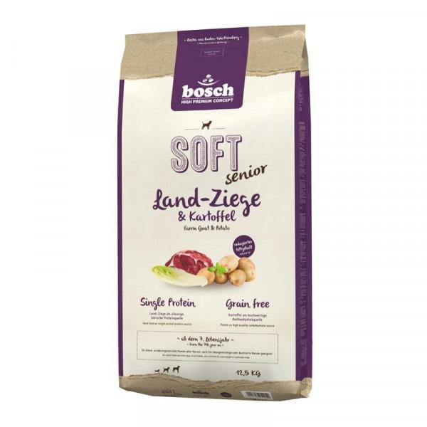 Bosch SOFT Senior Ziege & Kartoffel 12,5kg