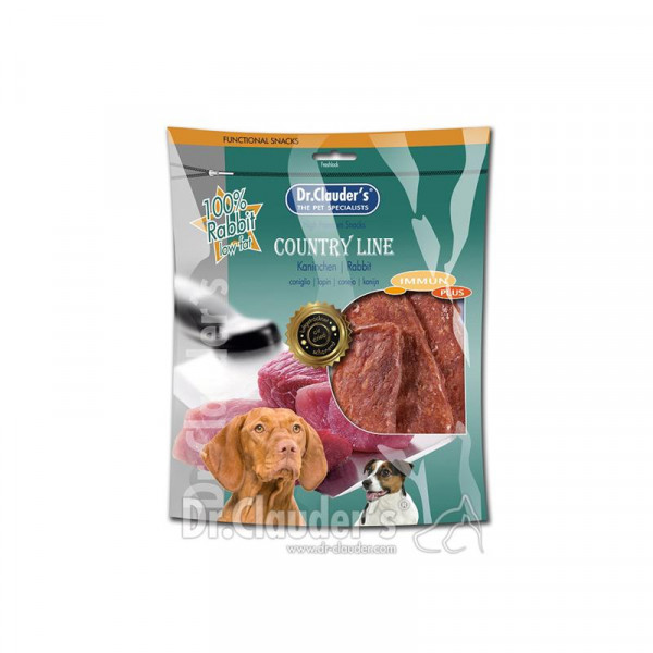 Dr.Clauders Pr.Country Line Kanin170g