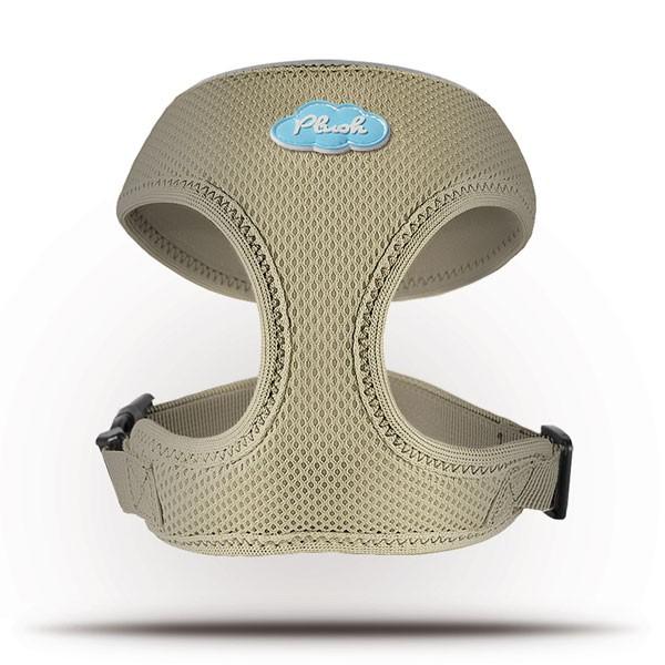 Curli Basic Geschirr Air-Mesh Tan XL