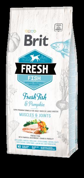Brit Fresh Fish 2 x 12kg Spardoppelpack Premium