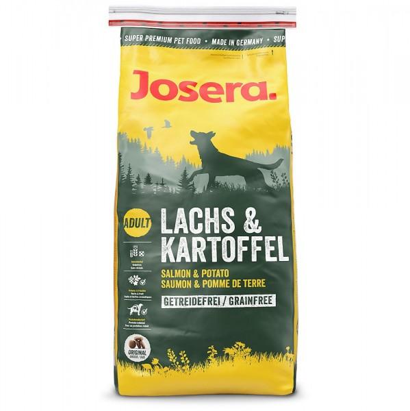Josera Lachs & Kartoffeln 900g