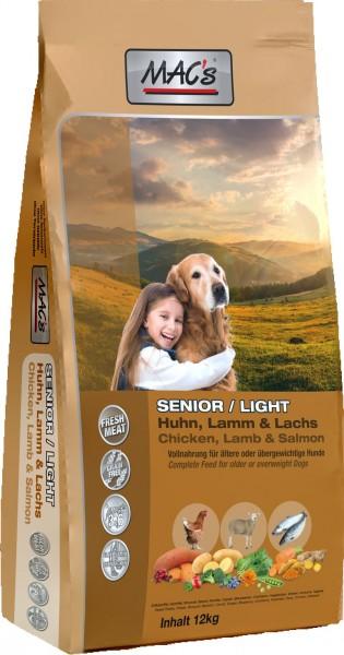 MACs Dog Senior / Light 12 kg