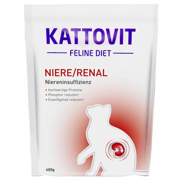 Kattovit Feline Diet Niere/Renal 400g