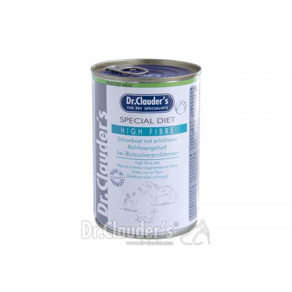 Dr.Clauders Spec.DietHighFibre 400gD