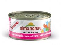 Almo Nature Legend - Lachs & Huhn 70g