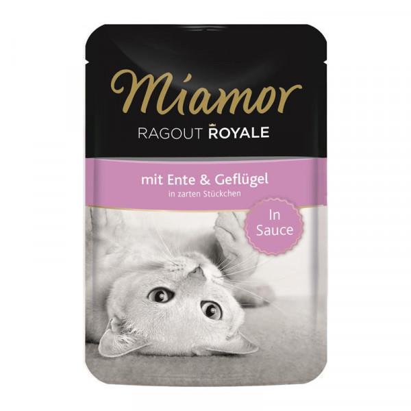 Miamor FB Ragout Royale in Soße Ente & Geflügel 100g