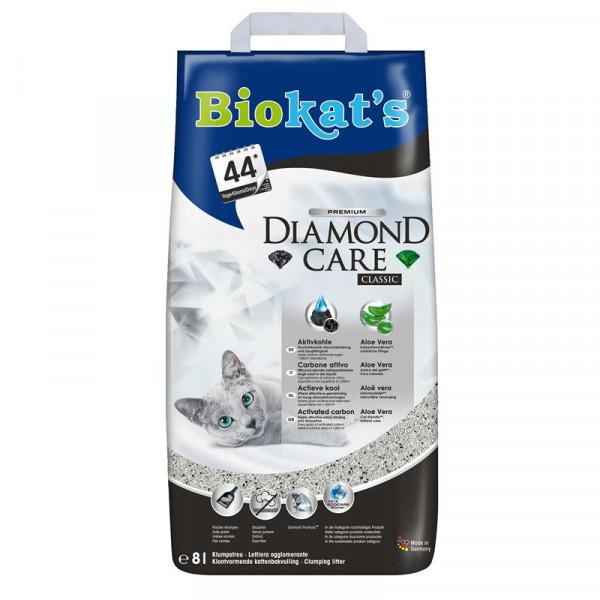 Biokats Diamond Care Classic 8 Liter
