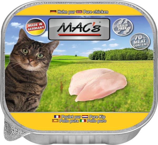 MACs Cat Huhn Pur 85g