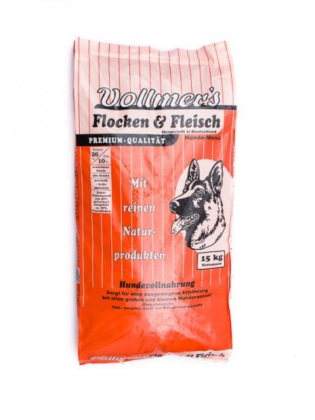 Vollmers Flocken & Fleisch 15kg