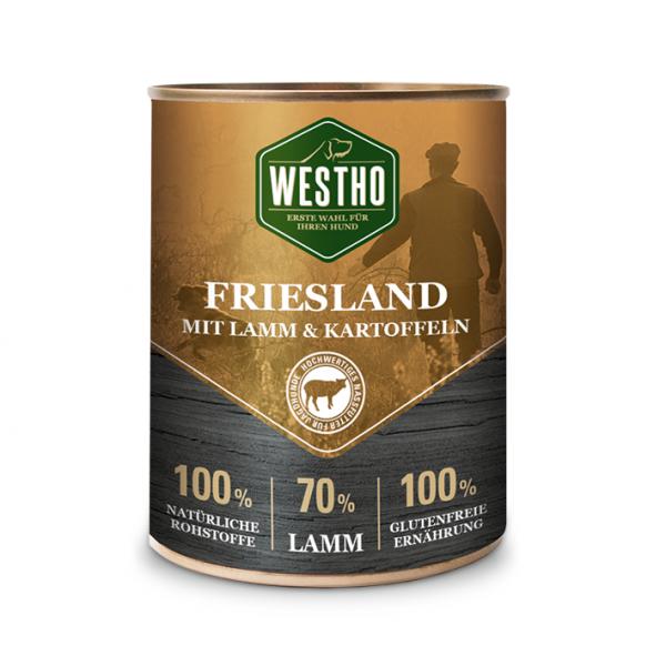 Westho Dog Dose Friesland Lamm&Kartoffel 800g