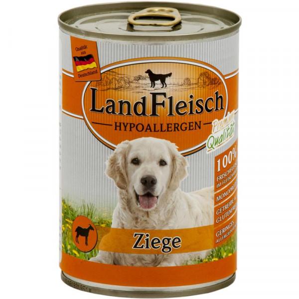 LandFleisch Dog Hypoallergen Ziege 400g