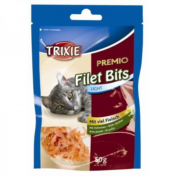 Trixie Premio Filet Bits, Hühnchen 50 g