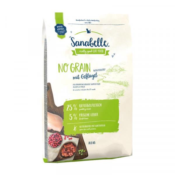 Sanabelle No Grain Geflügel 10 kg