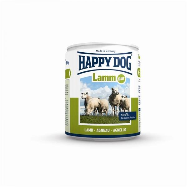 Happy Dog Dose Lamm Pur 800g