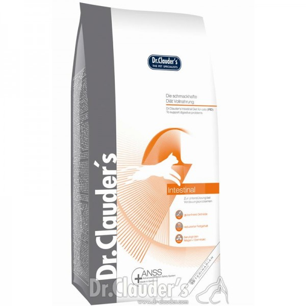 Dr. Clauders Cat Intestinal 2kg