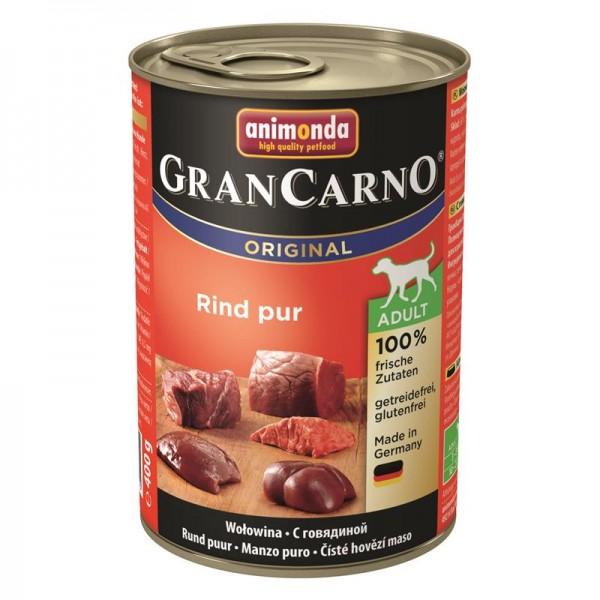 Animonda GranCarno Adult Rindfleisch pur 400g