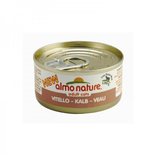 Almo Nature HFC Natural Kalb 70g