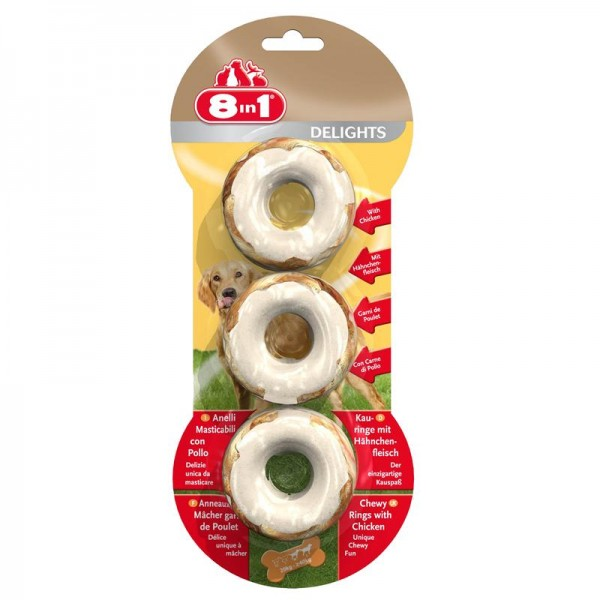 8in1 Delights Rings