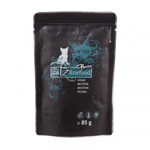 Catz finefood Purrrr No. 113 Schaf 85g