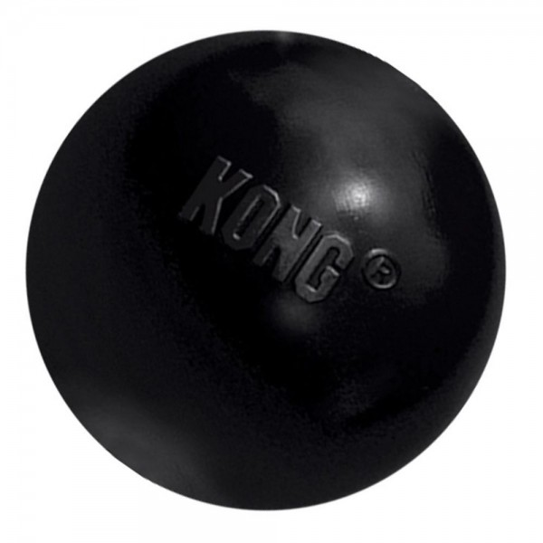 KONG Extreme Ball Small, schwarz