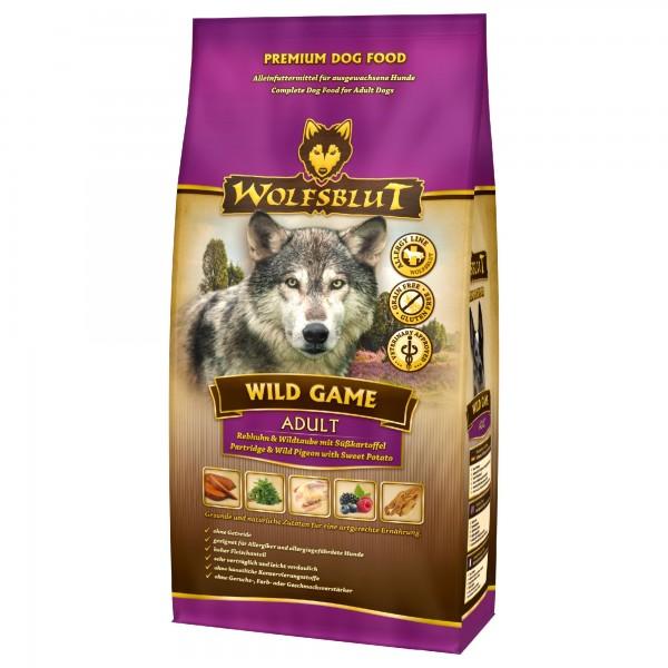 Wolfsblut Wild Game 15kg