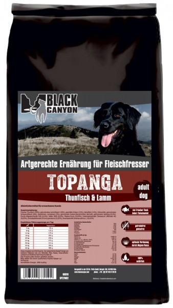 Black Canyon Topanga 15kg