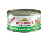 Almo Nature Legend - Thunfisch mit Mais 70g