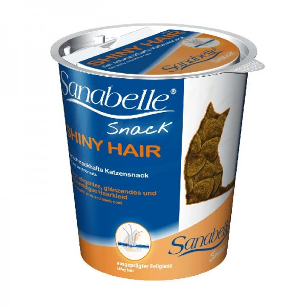 Bosch Cat Sanabelle Shiny Hair Snack 150g