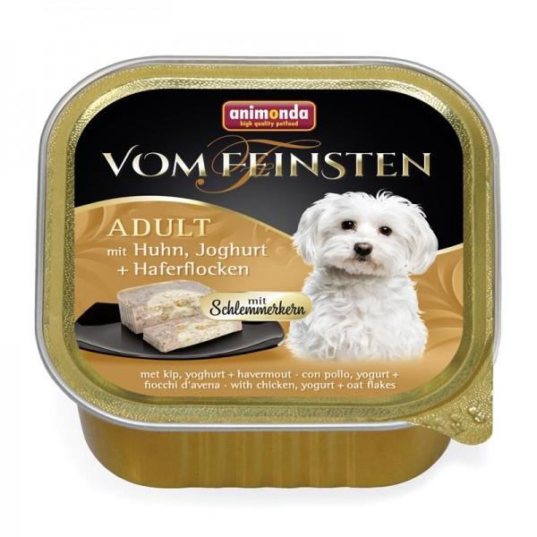 Animonda vom Feinsten Schlemmerkern mit Huhn, Joghurt & Haferflocken 150g