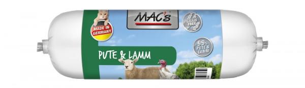 Macs Cat Wurst Pute+Lamm 100g