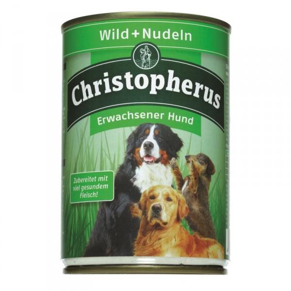 Christopherus Dose Wild & Nudeln 400g