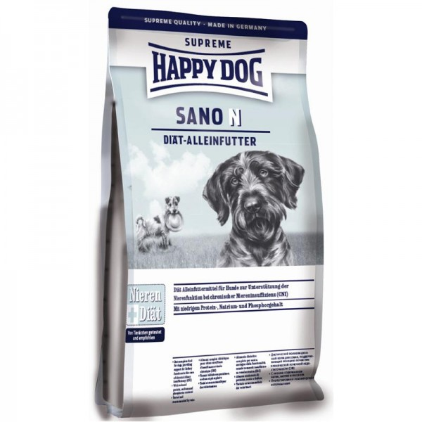 Happy Dog Sano-Croq N Hundefutter 2 x 7,5kg