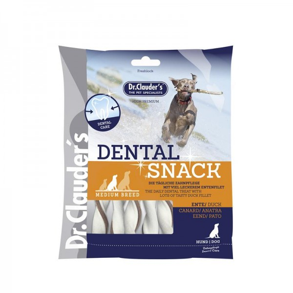 Dr. Clauders Dental Ente medium 170g