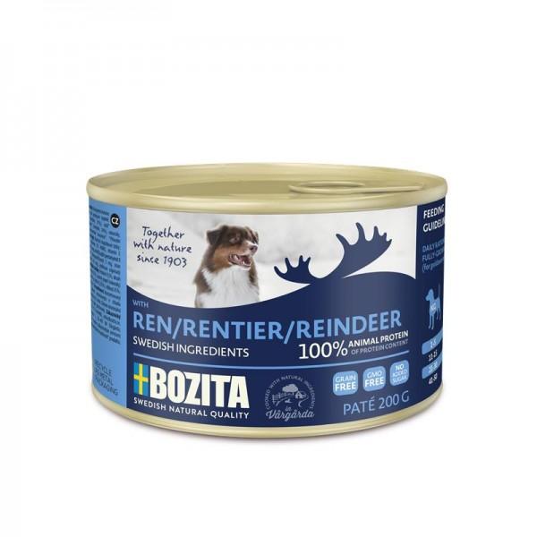 Bozita Dose Paté Rentier 200g