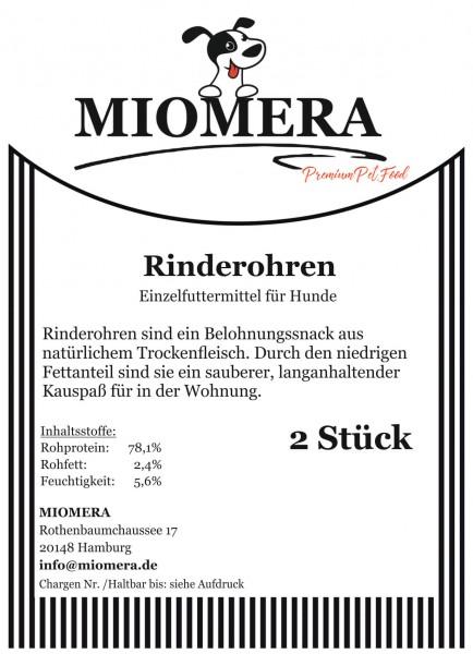 Miomera Rinderohren getr. 2 St