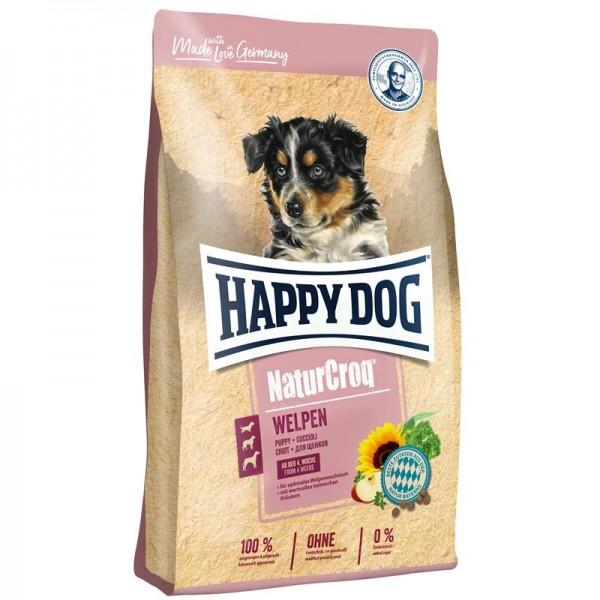 Happy Dog NaturCroq für Welpen 15kg