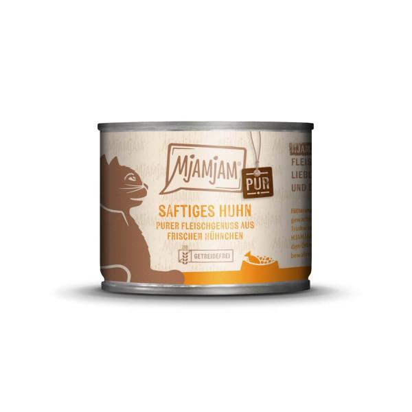 MjAMjAM - purer Fleischgenuss - saftiges Hühnchen pur 200 g