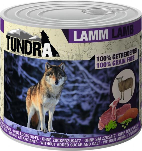 Tundra Dog Lamm 800g