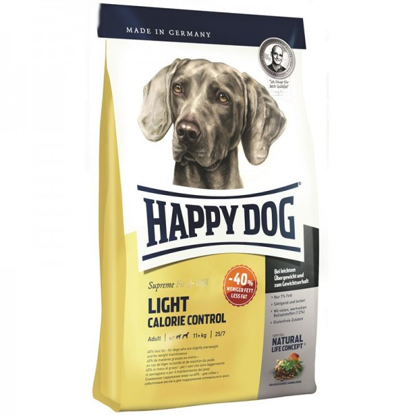 Happy Dog Supreme Fit & Well Light Calorie Control 2x12,5kg
