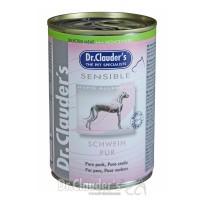 Dr. Clauders Sensible Schwein pur 400g