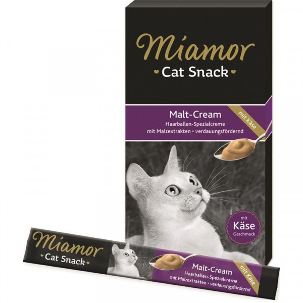 Miamor Cat Confect Malt-Cream & Käse 6x15g