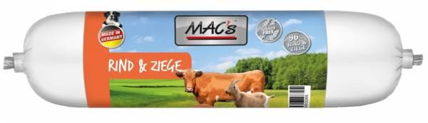 Macs Wurst Rind+Ziege 400g