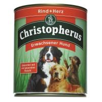 Christopherus Dose Rind & Herz 800g
