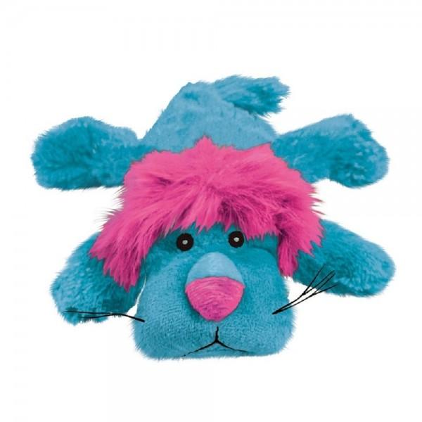 KONG Cozie King Lion Small, blau
