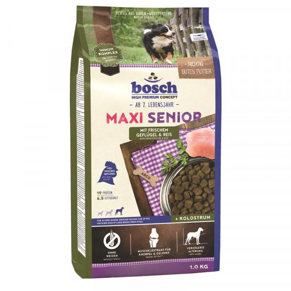 Bosch Maxi Senior Geflügel 1 kg