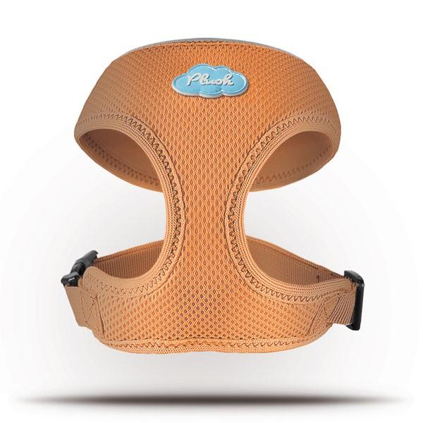 Curli Basic Geschirr Air-Mesh Orange L